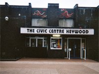 Heywood Civic Centre